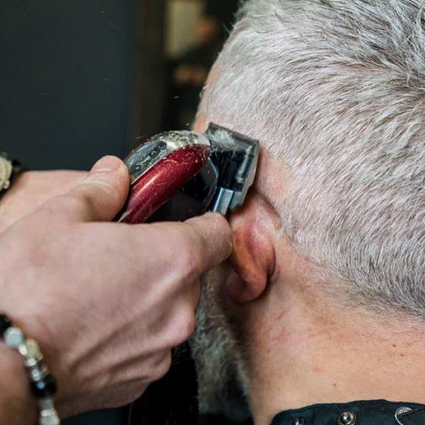 coupe cheveux homme rasoir